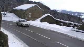 preview picture of video 'Rallye Monte Carlo historique 2015'