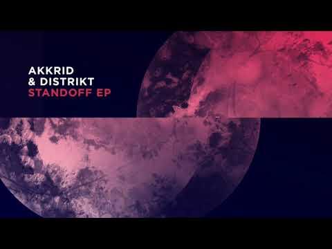 Akkrid & Distrikt - Braintape - DISLTD040