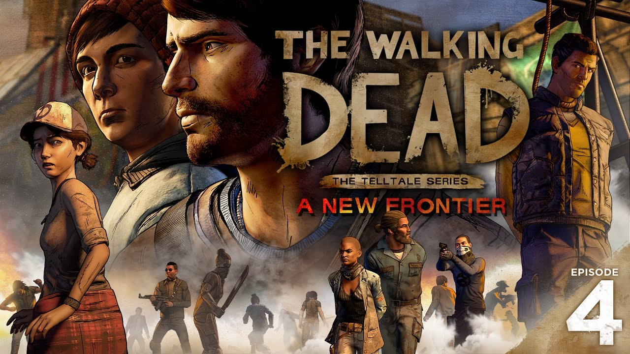 The Walking Dead: A New Frontier - Ep 4: Thicker Than Water - Trailer ufficiale