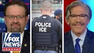 Geraldo and Dr. Gorka spar over ICE raids in Oakland