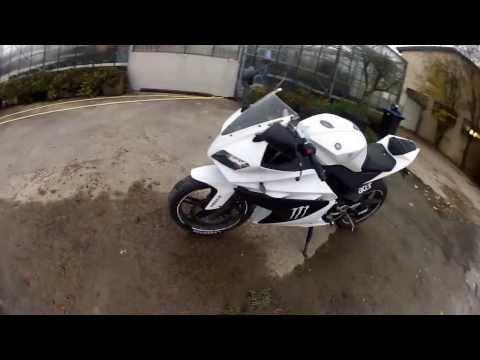 Yamaha YZF R125 Optik Tuning