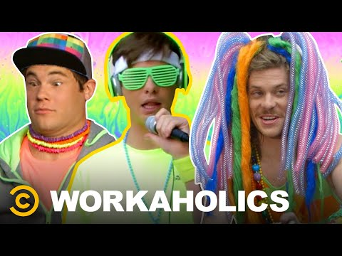 The Trippiest Moments from Workaholics