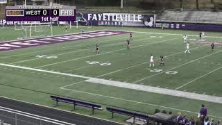 20190312 FHS GIRLS Soccer v  BentonvilleWest