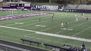 20190312 FHS GIRLS Soccer v  BentonvilleWest