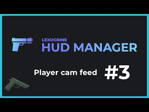 Lexogrine HUD Manager - Player cam feed