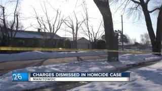 Homicide charge dropped in fatal Manitowoc shooting