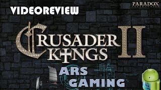 Crusader Kings II; objetivo mantener la estirpe