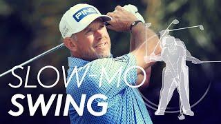 Lee Westwoods Golf Swing In Slow Motion