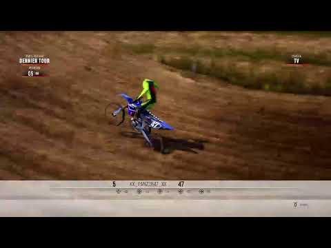 MX2 - ouverture du championnat - course de qualification