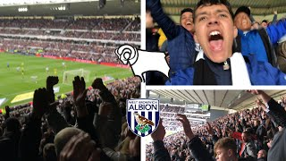DERBY V WEST BROM | WE HAVE DONE IT!