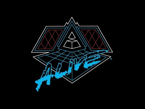 Daft Punk - Rappel : Human After All / Together / One More Time / Music Sounds (Official Audio)