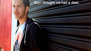 Andy Grammer - Build Me A Girl (With Onscreen Lyrics)