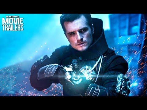 Future Man New York Comic Con Trailer Starring Josh Hutcherson
