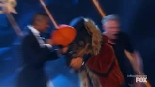 The Masked Singer Season 2 Finale | Unmasking Rottweiler