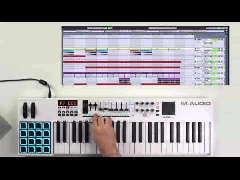 Neuware M-Audio Code 61 Black