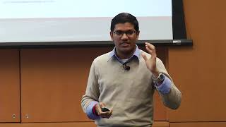 Click here to watch the Discovery Talk by Sukirth Ganesan