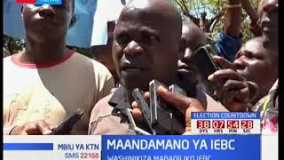Maadamano ya IEBC: Wenyeji wa Busia waandamana