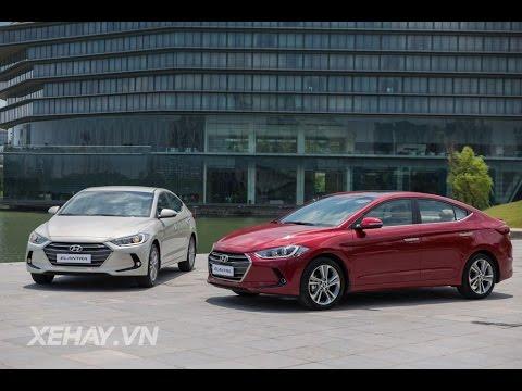 Giới thiệu chi tiết Hyundai Elantra 2017