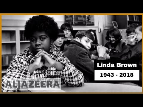 🇺🇸 Linda Brown: US civil rights icon dies aged 75 | Al Jazeera English