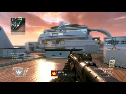 Remington 870) COD Black Ops 2: Free For All - Hijacked W
