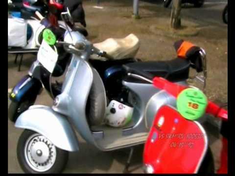 immagine di anteprima del video: 30-05-10 3° RADUNO VESPA E APE DI PONTE A CAPPIANO (1° parte)