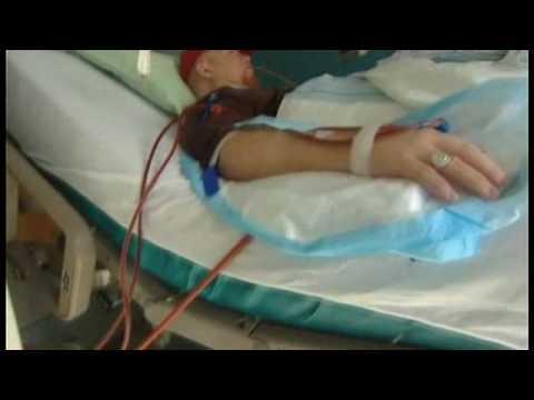 Hipertenzinė krizė apsunkino kraujavimas iš nosies gydymas