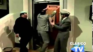 EL CHOMPIRAS (LOS CAQUITOS)  - UN ATAUL EN EL HOTEL (1 - 3 )
