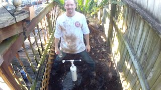 DIY Water Well Drilling By Hand