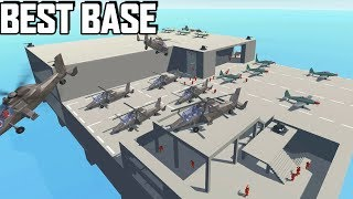 SUPER BASE!  The BEST Map EVER!  (Ravenfield Early Access Gameplay)