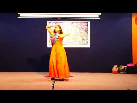 O ri chirayiya choreography and performance