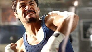 Manny Pacquiao - Boxing Training