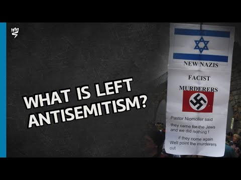 Antisemitism in the Far-Left