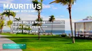New openings: 3 RIU hotels in Mauritius - Hotels in Mauritius - RIU Hotels & Resorts