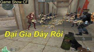 Game Show CF | Con Đường Đại Gia ( Part 2 ) | TQ97