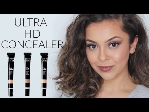 Makeup Forever Ultra HD Concealer Review + Demo – TrinaDuhra