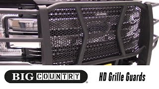 In the Garage™ with Total Truck Centers™: Big Country Truck Accessories HD Grille Guard