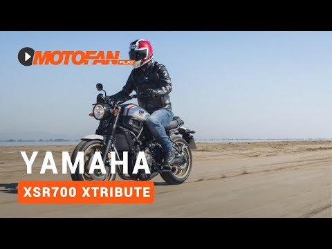 Vídeos de la Yamaha XSR700 XTribute