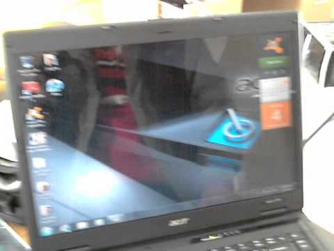 Acer Aspire 5515 WIN 7 home premium review!