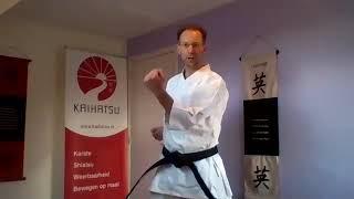 Uke-waza 8-in-1-oefening