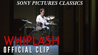 WHIPLASH - Clip #2 - I'm Looking For Players