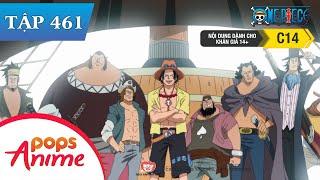 One Piece Tập 461 - Khai Màn Trận Quyết Chiến! Quá Khứ Của Ace Và Râu Trắng - Đảo Hải Tặc