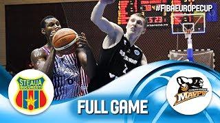 LIVE 🔴 - Steaua Bucuresti v Cherkaski Mavpy - FIBA Europe Cup 2019