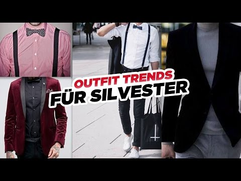 Outfit TRENDS für SILVESTER 2016/17
