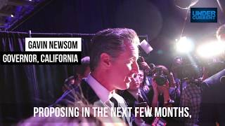 We Asked Gavin Newsom: Will You Ban Fracking?