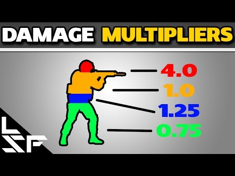 CS:GO Weapons Damage Chart (And How To Do Maximum Damage