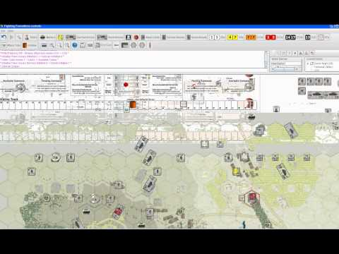 Fighting Formations GMT Demo using Vassal 5/20/2011 part4
