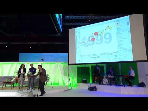 Hans Rosling - Hur går det för världen? - Avanza Forum 2015 mp3 yukle - MAHNI.BIZ