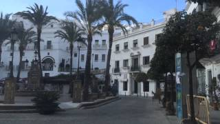 preview picture of video 'Vejer de la Frontera, a gorgeous white village in Cádiz'