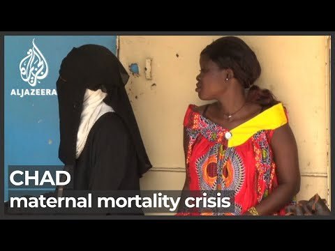 Chad: One out of every 100 pregnant women dies during labour