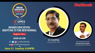 Indian Education Outlook: Higher Education,Adapting To The New Normal